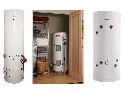 The best domestic hot and cold water system - Pressurised Cylinders