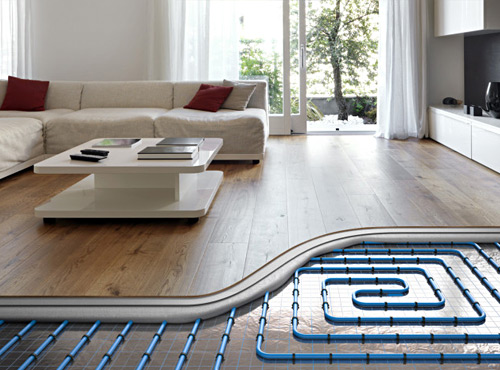 DMA Property Solutions Ltd Underfloor Heating image